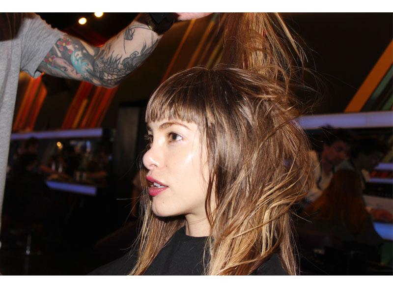 Cortes de pelo peluqueria roho