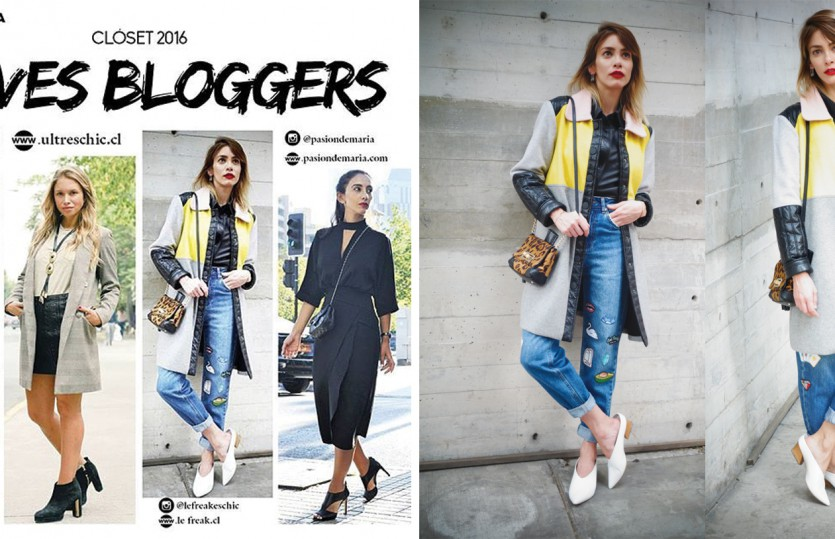 MUJER PUBLIMETRO/ CLAVES BLOGGERS