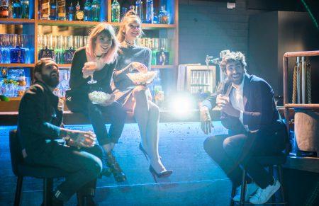Backstage Haig Club