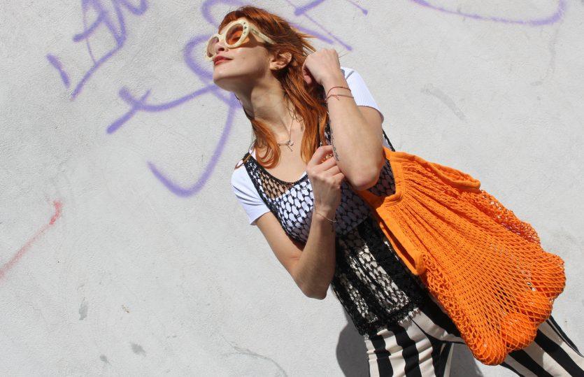 Bolsa de Crochet/ Net Bag
